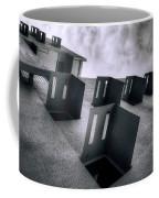 Abandoned Cities Of The Mind Coffee Mug