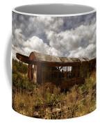 Abandoned Coffee Mug