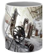 Abandoned Factory Coffee Mug