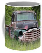 Abandoned Gmc Truck Coffee Mug