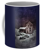 Abandoned House In Infrared Coffee Mug