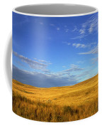 Abandoned House On The Prairies Coffee Mug