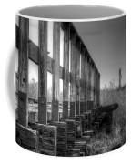 Abandoned Railway  Coffee Mug