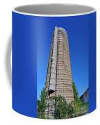 Abandoned Silo Coffee Mug