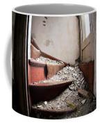 Abandoned Stairs Coffee Mug