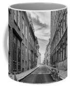 Abandoned Street Coffee Mug