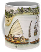 Abel Tasman Expedition 1643 Coffee Mug