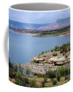 Abiquiu Lake New Mexico Coffee Mug