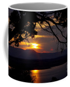 Abiquiu Sunset Coffee Mug