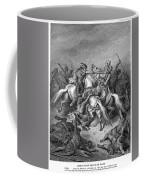 Abishai Saving David Coffee Mug