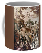 Abolition Of Slavery, 1794 Coffee Mug