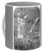 Abolition Of Slavery, 1864 Coffee Mug