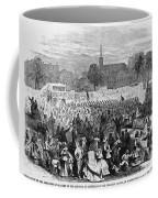 Abolition Of Slavery Coffee Mug