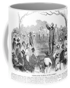 Abolition: Phillips, 1851 Coffee Mug by Granger