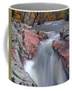 Above The Castor River Shut Ins II Coffee Mug