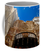 Above The Front Entry San Xavier Mission Coffee Mug