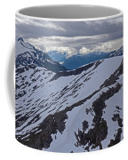 Above The Ridge Coffee Mug