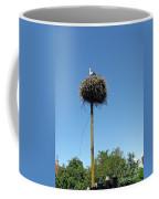 Above The Tree Tops Coffee Mug