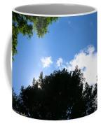 Above The Trees Coffee Mug