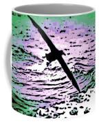 Above The Waves Coffee Mug