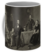 Abraham Lincoln And Family Coffee Mug