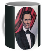 Abraham Lincoln, Republican Candidate Coffee Mug by Photo Researchers