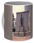 Abraham Lincoln Statue Coffee Mug by Granger