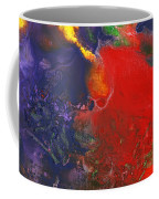 Abstract - Crayon - Andromeda Coffee Mug