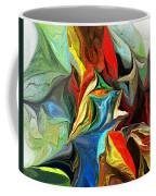 Abstract 021712 Coffee Mug