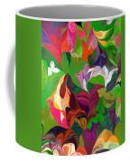 Abstract 090912 Coffee Mug