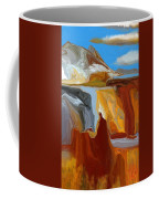 Abstract  101311b Coffee Mug