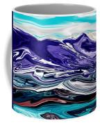 Abstract 102711 Coffee Mug