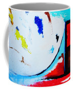 Abstract  6 Coffee Mug by Snake Jagger