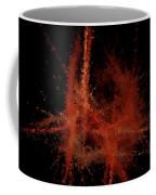 Abstract A Paris Evening Coffee Mug