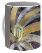 Abstract Ballerina Coffee Mug
