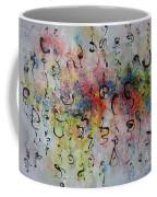 Abstract Calligraphy115 Coffee Mug
