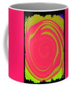 Abstract Color Merge Coffee Mug