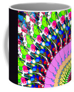 Abstract Digital Art Coffee Mug by Phil Perkins