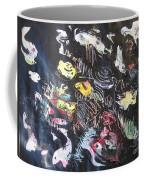 Abstract Fish212 Coffee Mug