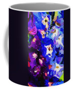 Abstract Floral 031112 Coffee Mug
