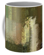 Abstract Floral 04v2g Coffee Mug by Variance Collections