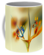 Abstract Flower 2 Coffee Mug