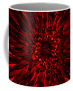 Abstract Flower Coffee Mug