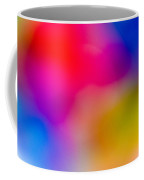 Abstract Focus Art Coffee Mug