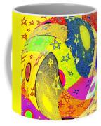 Abstract Fusion 110 Coffee Mug