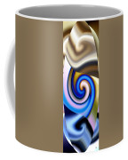 Abstract Fusion 114 Coffee Mug by Will Borden