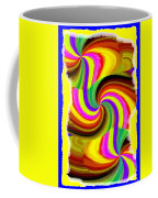 Abstract Fusion 123 Coffee Mug