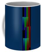 Abstract Fusion 135 Coffee Mug