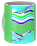 Abstract Fusion 146 Coffee Mug