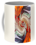 Abstract Fusion 148 Coffee Mug